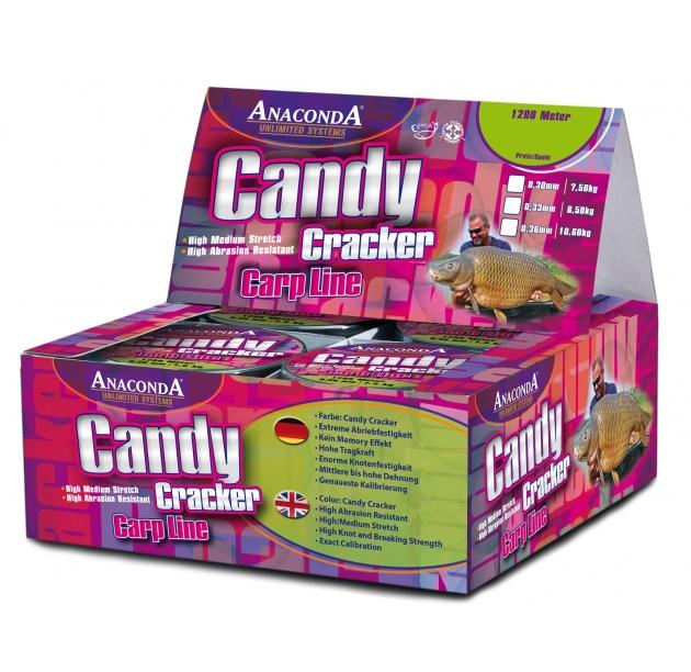 ANACONDA Candy Cracker Line 0.30mm 1200m