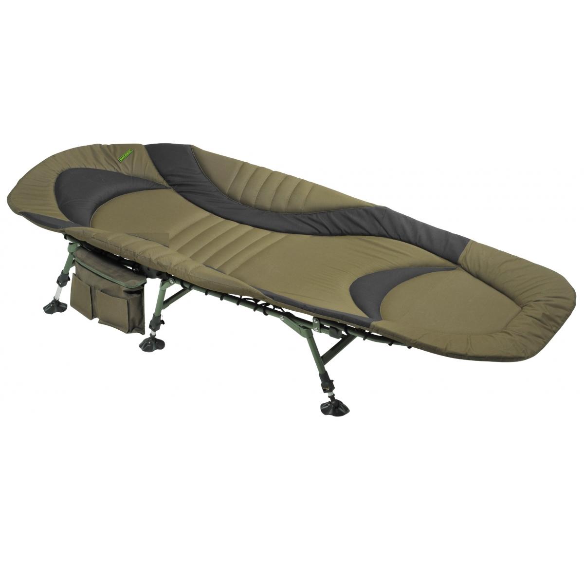 Pelzer Compact Bed Chair II 205x80 6legs