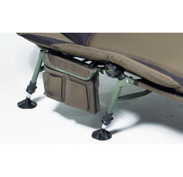 Pelzer Executive Double Bed Chair 8 legs