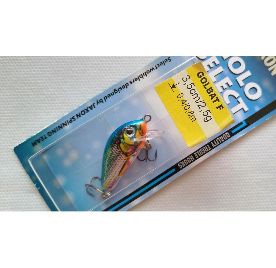 Jaxon Holo Select Golbat 3,5cm 2,5g