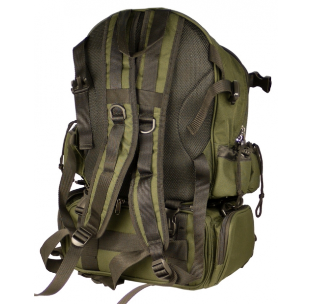 Fishing backpack IRON CLAW Backpacker T