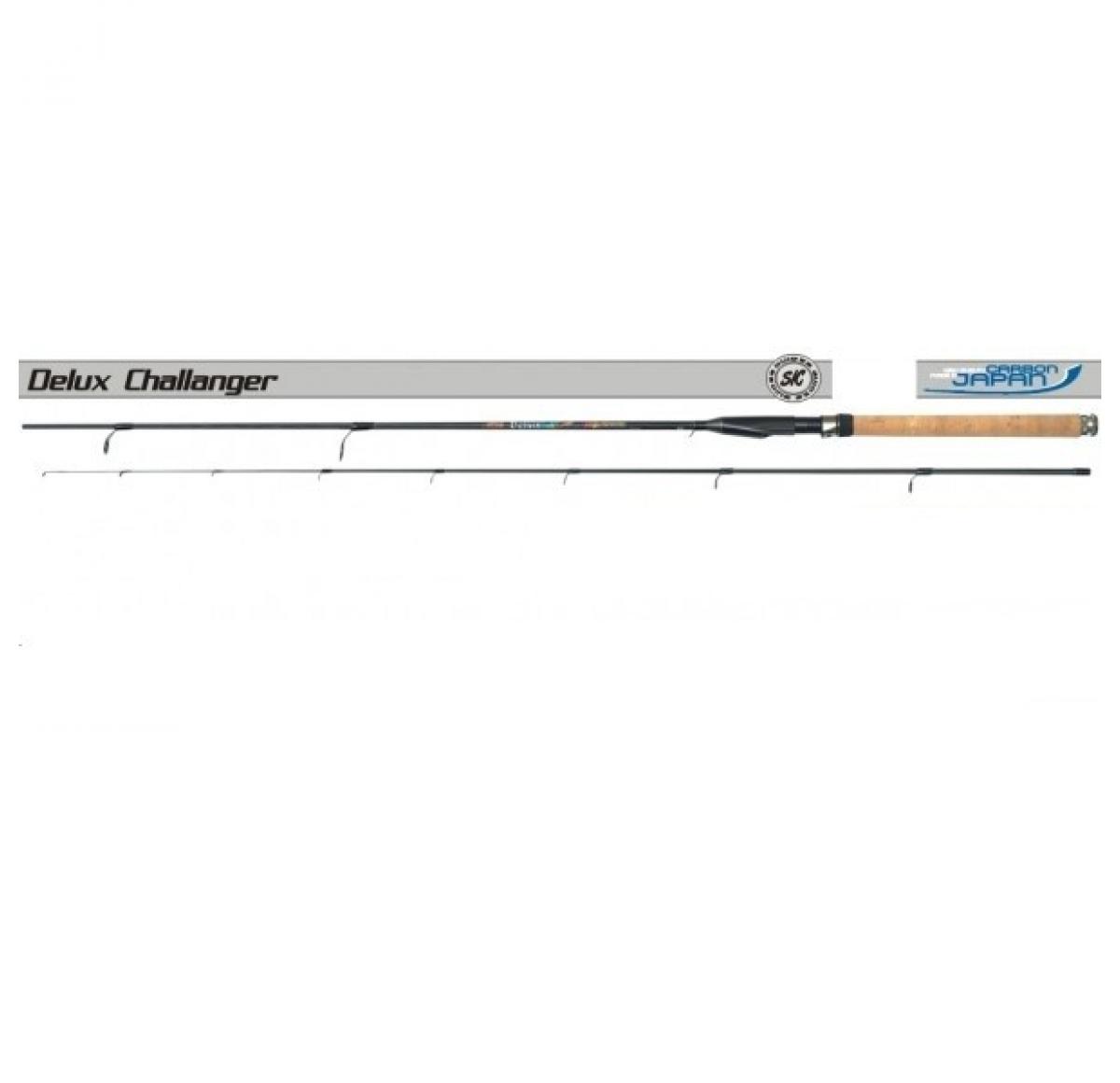 Mistrall Delux Challanger Jig 240 cm 7-15 g