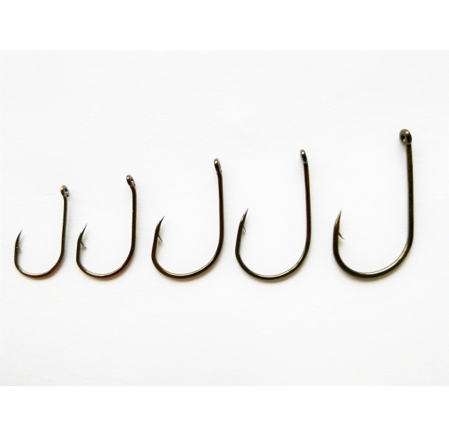 IRON CLAW Drop Shot Hook BN №4 (10 pc.)