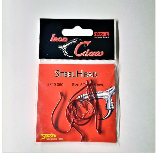 IRON CLAW Steelhead Hook №3\0