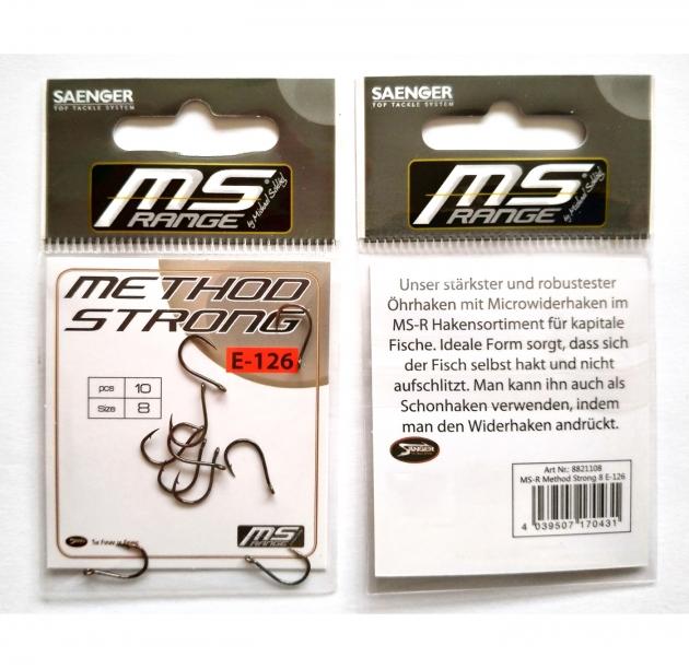 MS RANGE Method Strong E126 №8