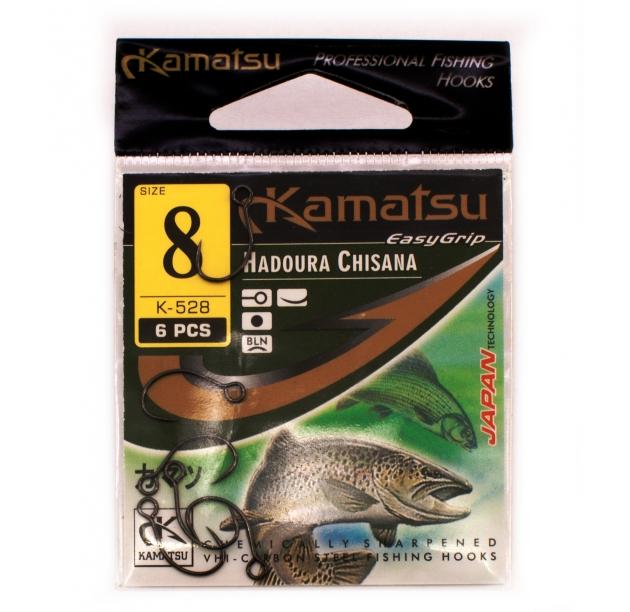 Kamatsu  HADOURA CHISANA K-528 6\0 BLNR OPP 6PCS