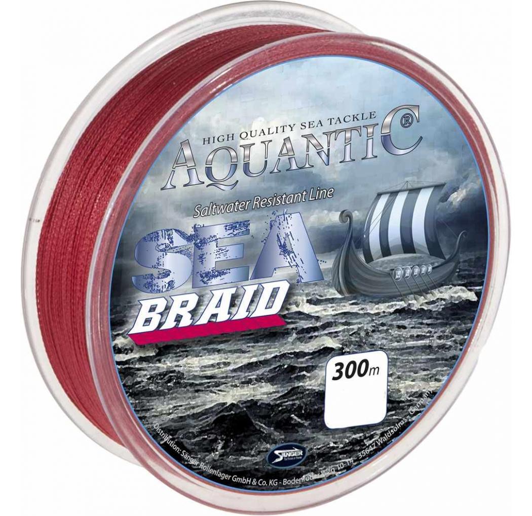 AQUANTIC Sea Braid 0.35mm 20.1kg 300m