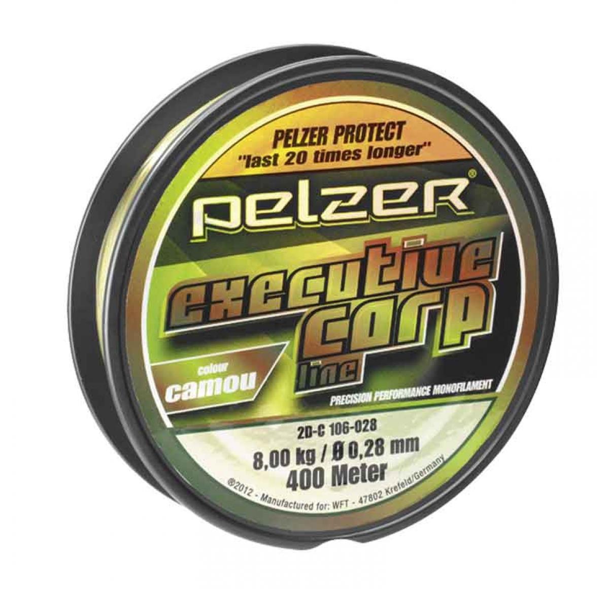 Pelzer Executive Carp Line 0.28mm 1200m camou