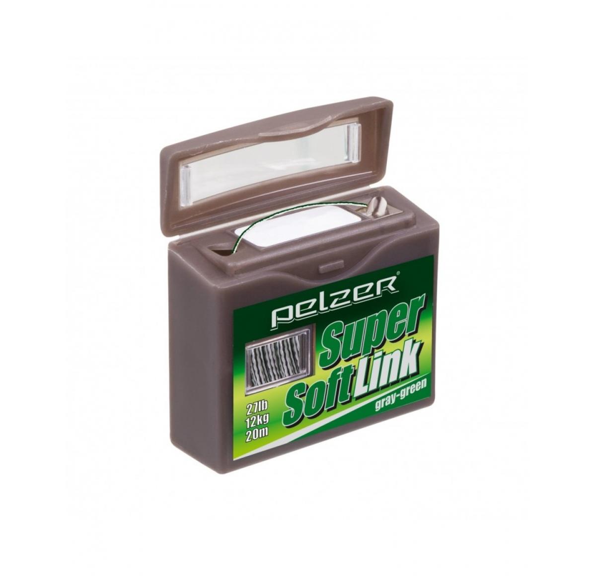 Pelzer Super Soft Link 35lb 20m green