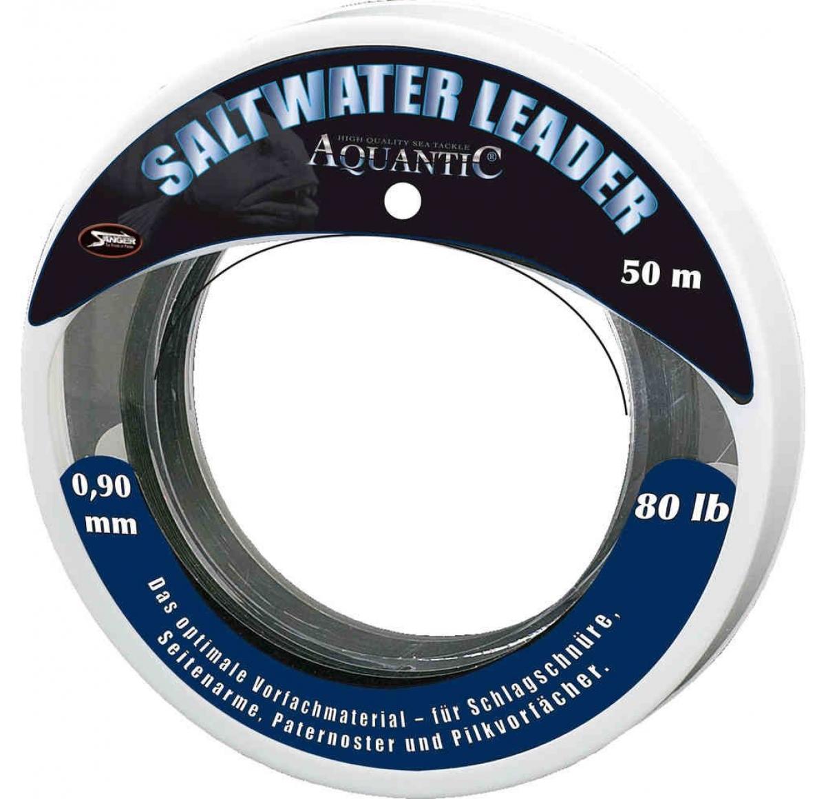AQUANTIC Saltwater Leader 1.00mm 50m