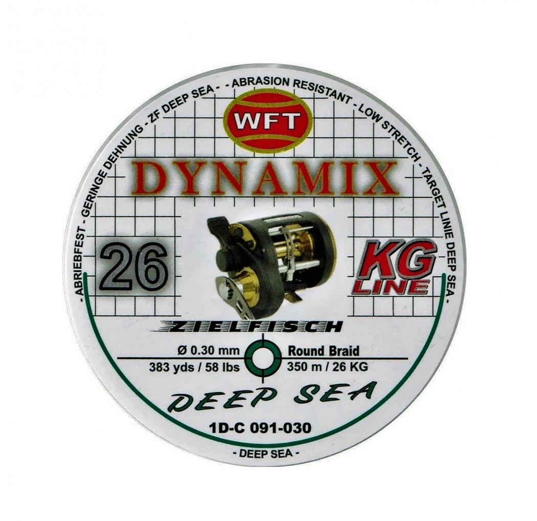 WFT Dynamix Deep Sea green 350m 26KG
