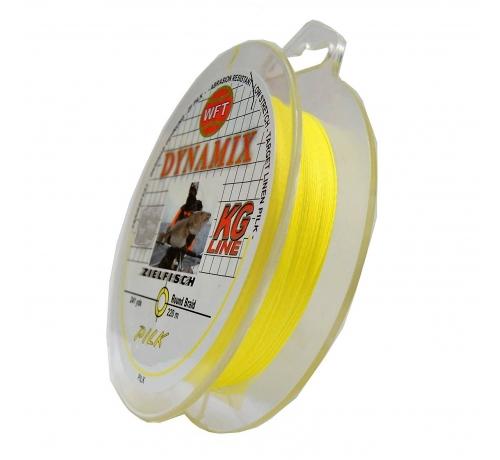 WFT Dynamix Pilk yellow 220m 12KG